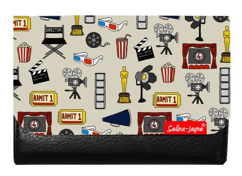Selina-Jayne Movies Limited Edition Designer Small Purse